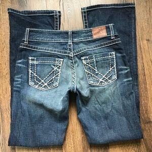 BKE Culture Bootcut Jeans 28x31.5